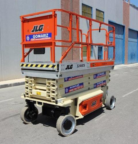Arriendo Alza Hombre JLG 3246ES - Foto 5