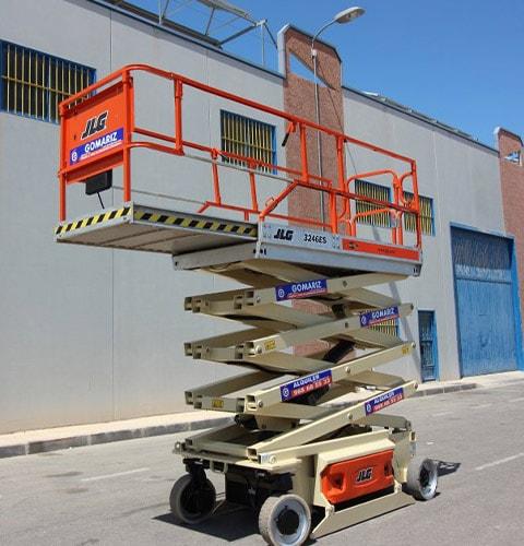 Arriendo Alza Hombre JLG 3246ES - Foto 7